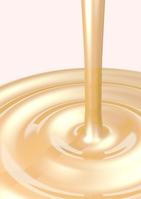 Melting white chocolate [4162127] Valentine