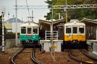 Kotohira Electric Railway Stock photo [4164075] Kotoden