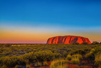 Ayers Rock (Uluru) Stock photo [4332013] Ayers