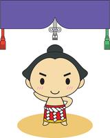 Sumo sumo wrestler [4335803] Sumo