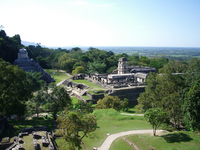 Palenque ruins Stock photo [140933] Palenque