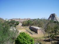 Uxmal ruins Stock photo [140952] Uxmal