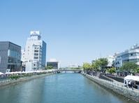Tokushima Prefecture Shinmachi River Stock photo [4403491] Tokushima