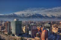 Santiago Chile Stock photo [4408049] Chile