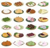 Suites sweets icon [4408266] sweets