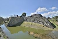 Yamato-Koriyama Castle tower block Stock photo [4409858] Tower