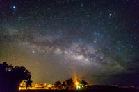 In the Milky Way Hateruma Stock photo [4492674] Hateruma