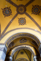 Turkey Istanbul Hagia Sophia Stock photo [4495771] Corridor