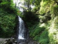 Ichijo Waterfall of summer Stock photo [4570256] Japan's