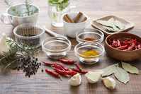 Spices spice herbs Stock photo [4639604] spices