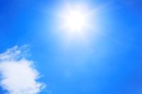 Midsummer sun Stock photo [4642352] Sky
