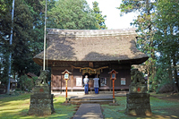 Bando king shrine worshiping Tairano Masakado Stock photo [4703430] Taira