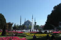 Istanbul's Blue Mosque Stock photo [4705697] Turkey