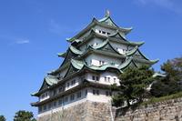 Nagoya Castle Stock photo [4705775] castle