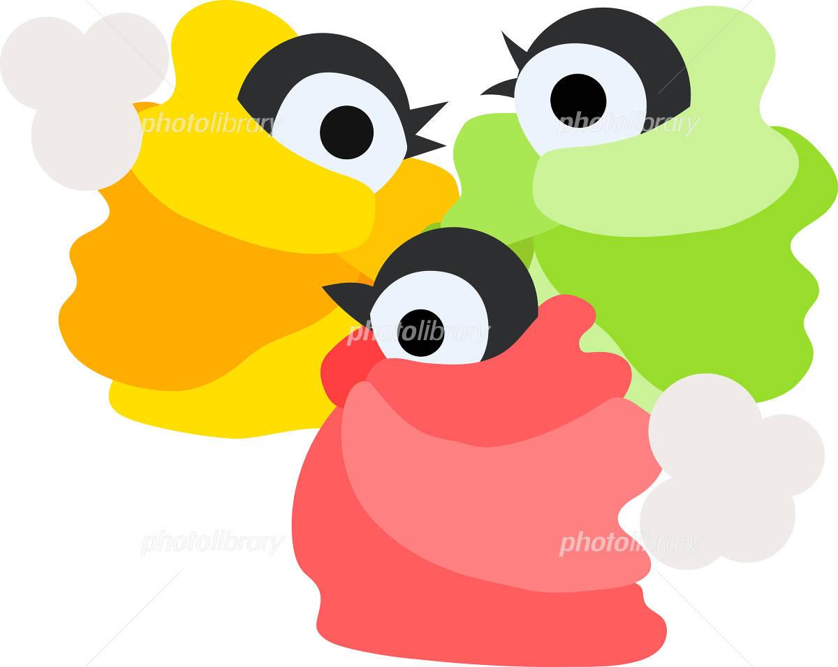 可愛い赤ちゃんペンギンのイラスト イラスト素材 4962520 フォト