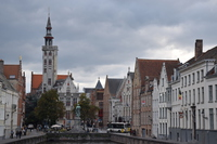 Bruges historical district Stock photo [4962503] Belgium