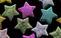 星型のビーズ