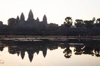 Angkor Wat Asahi Stock photo [4969003] Angkor