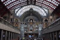 Antwerp Central Station Stock photo [4969212] Belgium