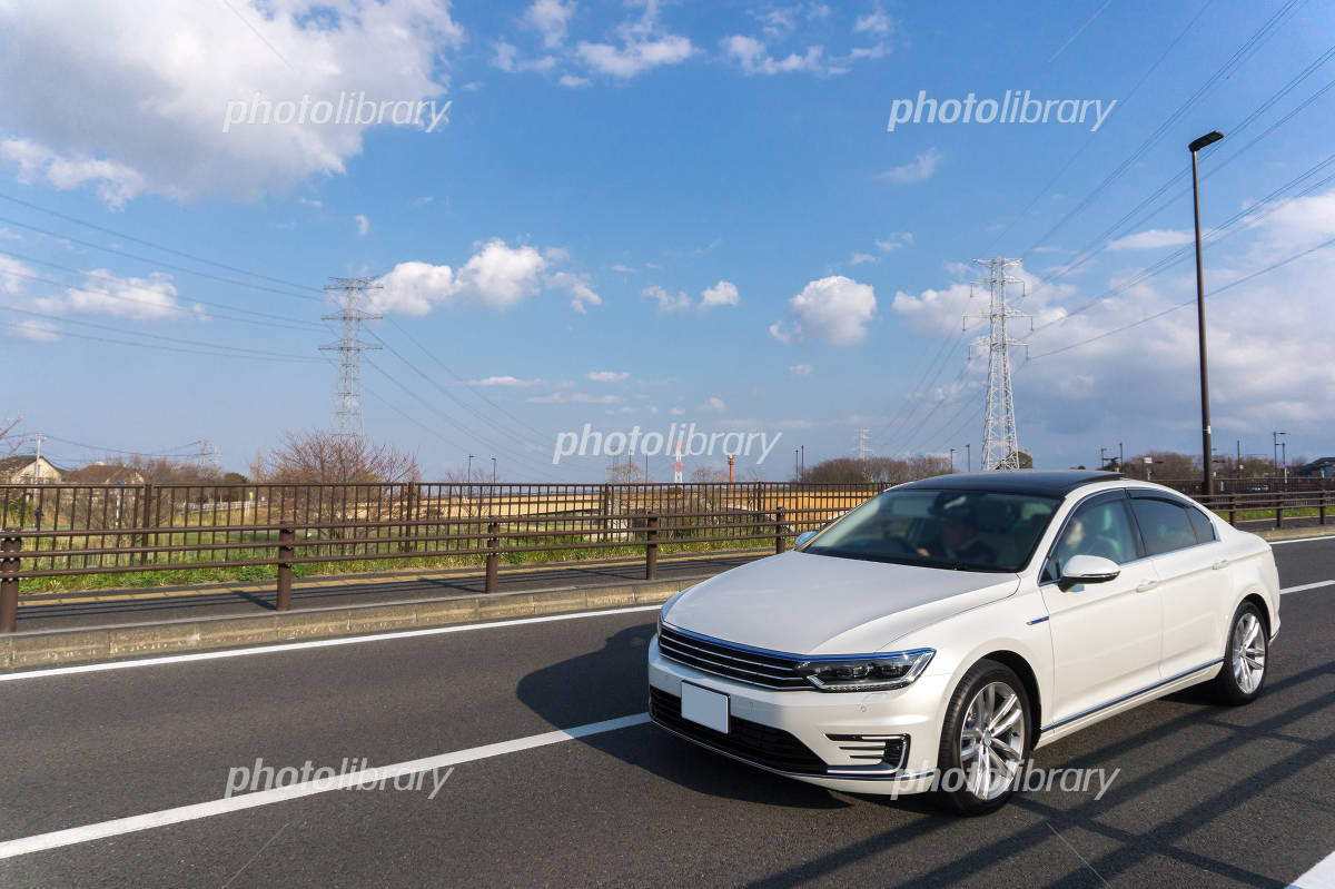Drive passenger car Photo