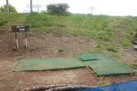 長野市運動公園 マレットゴルフ ティーグラウンド