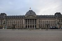 Royal Palace Brussels Stock photo [5056820] Belgium