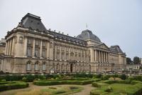 Royal Palace Brussels Stock photo [5056821] Belgium