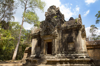 Angkor monument Chow Sai Theoboda Stock photo [5062546] Angkor