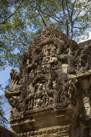 Angkor monument Chow Sai Theoboda Stock photo [5062550] Angkor