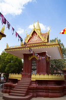 Temple of Wat Tomay (Killing Field) Stock photo [5062558] Wat