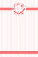 Fashionable greeting card [5062595] Postcard