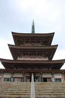 善光寺 三十の塔