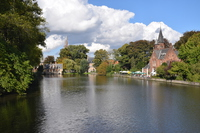 Ai no Lake Park Stock photo [5066856] Belgium