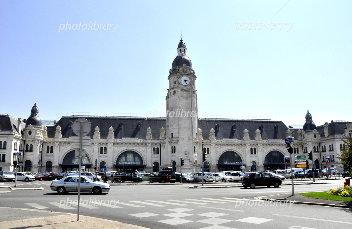 La Rochelle Station Photo