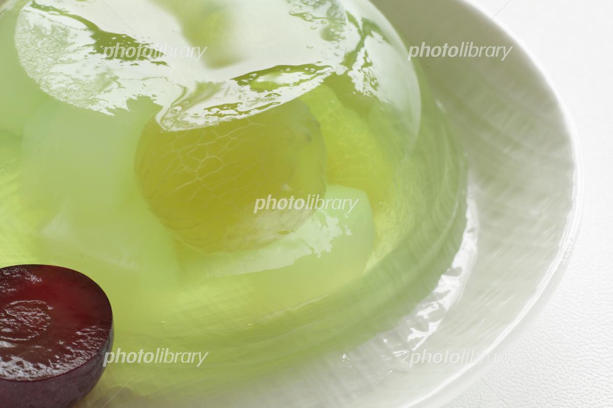 Big Farm Jelly from Yamanashi Prefecture Photo