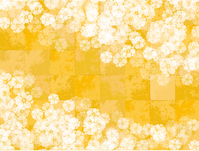 Check gold leaf plum [5242945] New