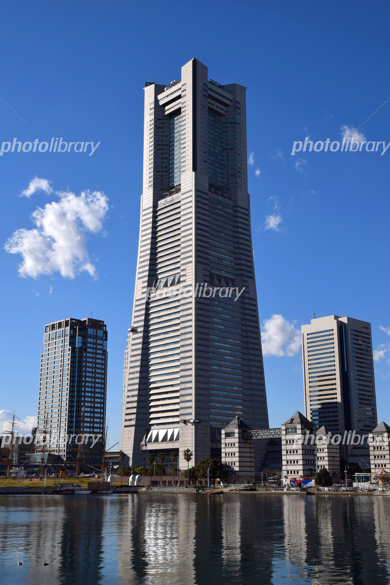 横浜ランドマークタワー 写真素材 5407888 フォトライブラリー