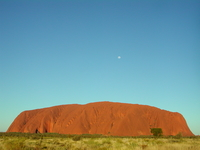 Ayers Rock Stock photo [9229] Australia