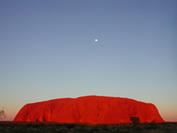 Ayers Rock Stock photo [9231] Month