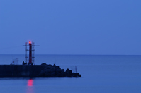 Lighthouse and sea Stock photo [204944] Lighthouse