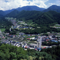 View from the temple Godaido Stock photo [205512] The