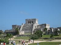 Mexico Tulum ruins Stock photo [237516] Mexico