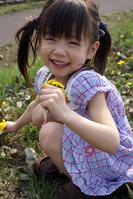 Children and Dandelion Stock photo [246550] Dandelion