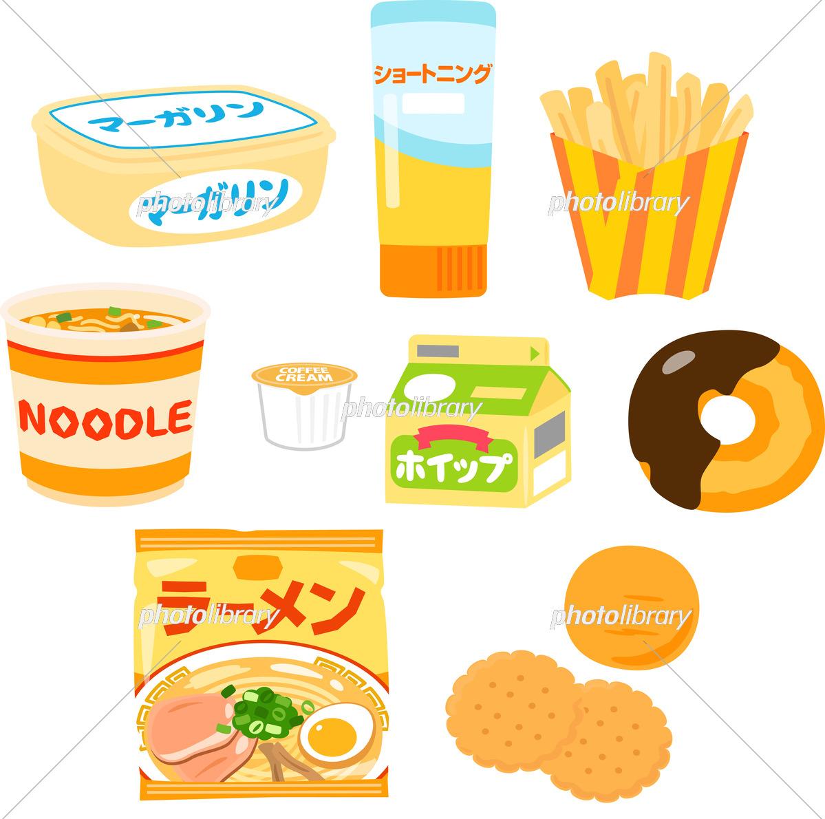 食品 トランス 脂肪酸 それも?トランス脂肪酸が含まれる食品一覧!含有量の目安や表示方法は?