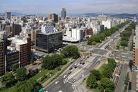 Hiroshima Peace Boulevard Stock photo [283475] Hiroshima