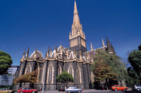 Melbourne St. Patrick's Cathedral Stock photo [287462] Australia