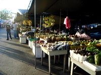 Morning Market of Dededo Stock photo [393417] Guam