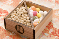 Setsubun of beans Stock photo [395326] Goshikimame