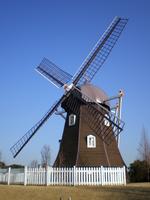 Denpaku of windmill Stock photo [395850] Ten