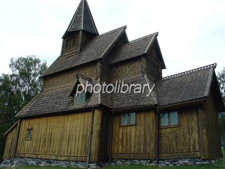 ウルネスの木造教会の画像 p1_19